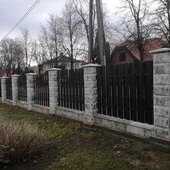 Tvoros, Vartai, Varteliai, Betonavimas / Dovydas Sagurskis / Darbų pavyzdys ID 302439