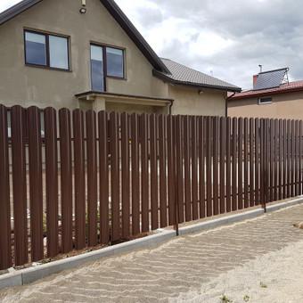 Tvoros, Vartai, Varteliai, Betonavimas / Dovydas Sagurskis / Darbų pavyzdys ID 302441