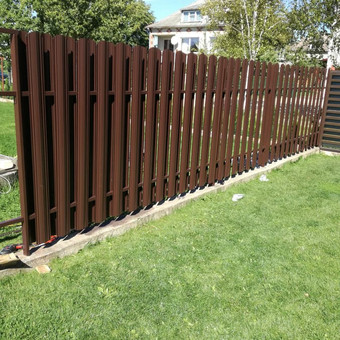 Tvoros, Vartai, Varteliai, Betonavimas / Dovydas Sagurskis / Darbų pavyzdys ID 302443