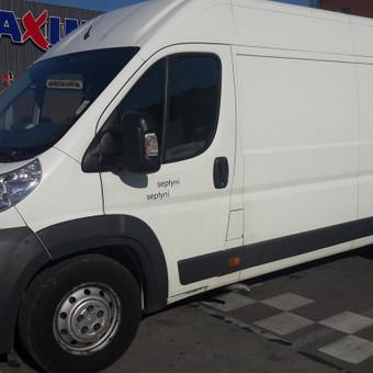 Perkraustymo paslaugos Klaipėdoje / Krovinių Pervežimas / Darbų pavyzdys ID 302961