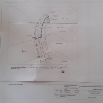 Elektros projektuotojas Vilniuje / Tomas / Darbų pavyzdys ID 303595
