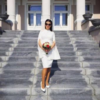 Vestuvinių ir proginių suknelių siuvimas ir taisymas / Larisa Bernotienė / Darbų pavyzdys ID 303809