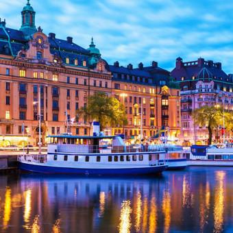 Individualios švedų kalbos pamokos / Gintarė / Darbų pavyzdys ID 304361