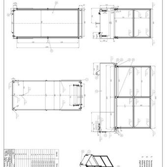 Braižytojas (Autocad,Solidworks,2d, 3d) / Linas Daukintis / Darbų pavyzdys ID 304693