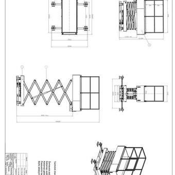 Braižytojas (Autocad,Solidworks,2d, 3d) / Linas Daukintis / Darbų pavyzdys ID 304697