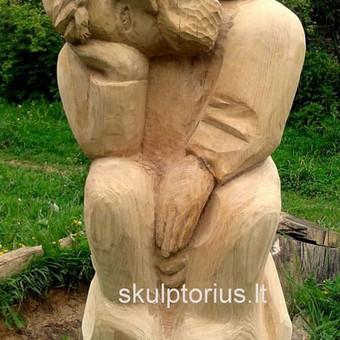 Skulptorius , meno kūrėjo statusas 2005 / Remigijus Šležas / Darbų pavyzdys ID 305019