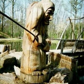 Skulptorius , meno kūrėjo statusas 2005 / Remigijus Šležas / Darbų pavyzdys ID 305023