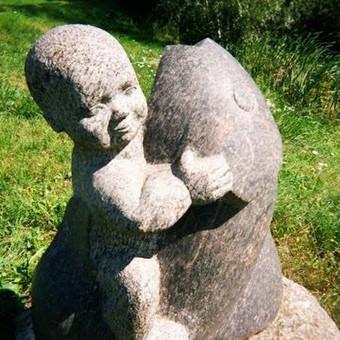 Skulptorius , meno kūrėjo statusas 2005 / Remigijus Šležas / Darbų pavyzdys ID 305027