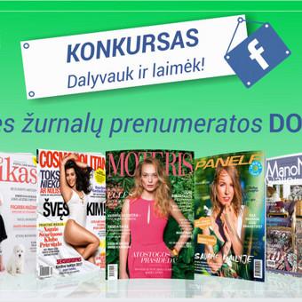 Grafikos dizainerė / Olga Kapustina / Darbų pavyzdys ID 305555