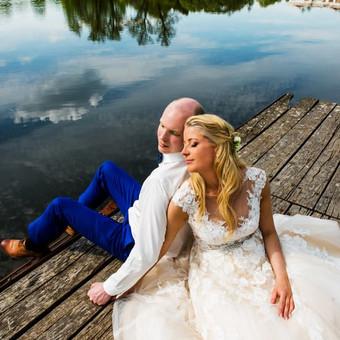 Vestuvių fotografavimas visoje Lietuvoje / Aistė Pranculienė / Darbų pavyzdys ID 306053