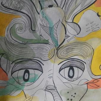 Meniška siela / Almantas Kunskas / Darbų pavyzdys ID 307133