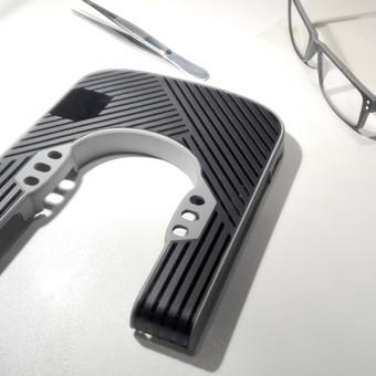 Vacuum casting ir didelio formato tikslus 3D spausdinimas / eleganttech / Darbų pavyzdys ID 307597