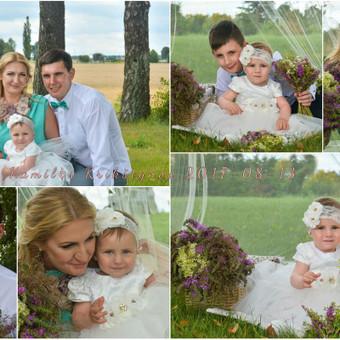 Laisvos vietos vasaros Krikštynų fotosesijoms / Renata / Darbų pavyzdys ID 307603