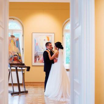 Vestuvių fotografavimas visoje Lietuvoje / Aistė Pranculienė / Darbų pavyzdys ID 307893