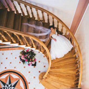Vestuvių fotografavimas visoje Lietuvoje / Aistė Pranculienė / Darbų pavyzdys ID 307895