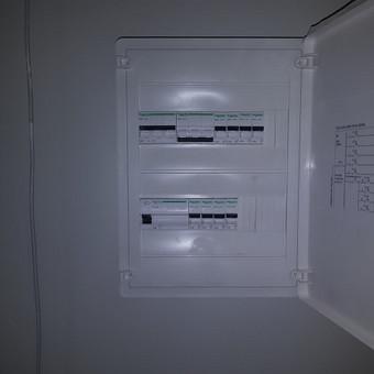 Elektrikas / Arvydas / Darbų pavyzdys ID 308059