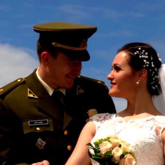 Irena ir Jonas yra tiesiog nereali pora, tokie įsimylėję ir tiesiog švytintys! Buvo labai gera juos filmuoti, tai pora kupina emocijų bei džiaugsmo