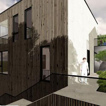 Architektė, Projektų vadovė / Indrė Ankudavičienė / Darbų pavyzdys ID 309305