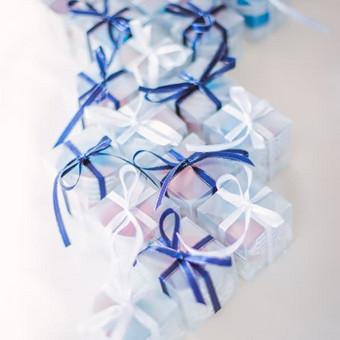 Vestuvių ir visų švenčių dekoravimas / Baltos rasos / Darbų pavyzdys ID 309323
