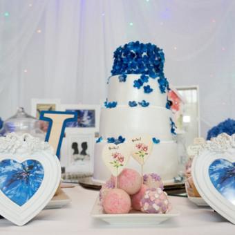 Vestuvių ir visų švenčių dekoravimas / Baltos rasos / Darbų pavyzdys ID 309351