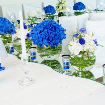 Vestuvių ir visų švenčių dekoravimas / Baltos rasos / Darbų pavyzdys ID 309353