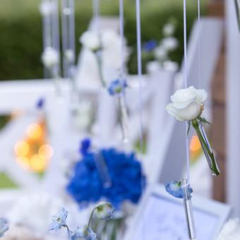 Vestuvių ir visų švenčių dekoravimas / Baltos rasos / Darbų pavyzdys ID 309359