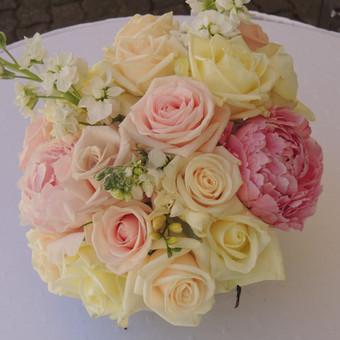Vestuvių ir visų švenčių dekoravimas / Baltos rasos / Darbų pavyzdys ID 309367