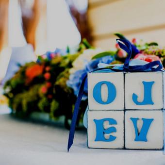 Vestuvių ir visų švenčių dekoravimas / Baltos rasos / Darbų pavyzdys ID 309387