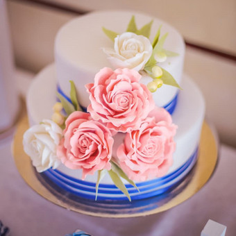 Vestuvių ir visų švenčių dekoravimas / Baltos rasos / Darbų pavyzdys ID 309401