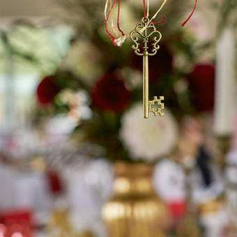 Vestuvių ir visų švenčių dekoravimas / Baltos rasos / Darbų pavyzdys ID 309413