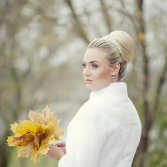 Vestuvių ir visų švenčių dekoravimas / Baltos rasos / Darbų pavyzdys ID 309427