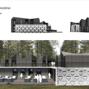 Architektė, Projektų vadovė / Indrė Ankudavičienė / Darbų pavyzdys ID 309461