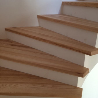 Durys, laiptai, staliu gaminiai. / Andrius Tomelis / Darbų pavyzdys ID 309717