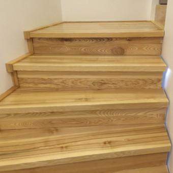 Durys, laiptai, staliu gaminiai. / Andrius Tomelis / Darbų pavyzdys ID 309723