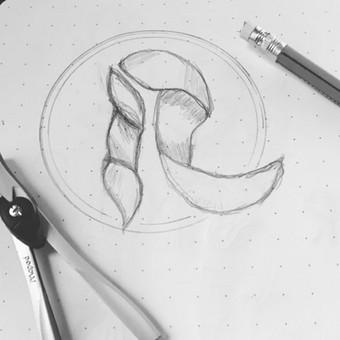 Logotipų, pakuotės ir firminio stiliaus kūrimas / Deividas / Darbų pavyzdys ID 309881