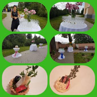 Įvairios paslaugos vestuvems / Eglė / Darbų pavyzdys ID 310541