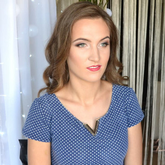 """""""Silvija MUA Make Up & Hairstyles""""  - MAKIAŽAI ir ŠUKUOSENOS / Silvija / Darbų pavyzdys ID 310791"""