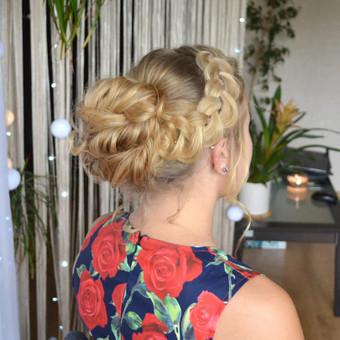 """""""Silvija MUA Make Up & Hairstyles""""  - MAKIAŽAI ir ŠUKUOSENOS / Silvija / Darbų pavyzdys ID 310795"""