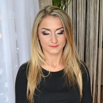 """""""Silvija MUA Make Up & Hairstyles""""  - MAKIAŽAI ir ŠUKUOSENOS / Silvija / Darbų pavyzdys ID 310805"""
