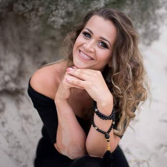 """""""Silvija MUA Make Up & Hairstyles""""  - MAKIAŽAI ir ŠUKUOSENOS / Silvija / Darbų pavyzdys ID 310821"""