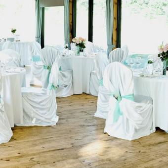 Vestuvių ir visų švenčių dekoravimas / Baltos rasos / Darbų pavyzdys ID 310905