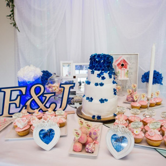 Vestuvių ir visų švenčių dekoravimas / Baltos rasos / Darbų pavyzdys ID 310909