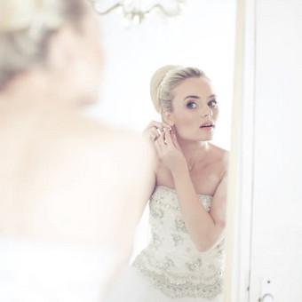 Vestuvių ir visų švenčių dekoravimas / Baltos rasos / Darbų pavyzdys ID 310957