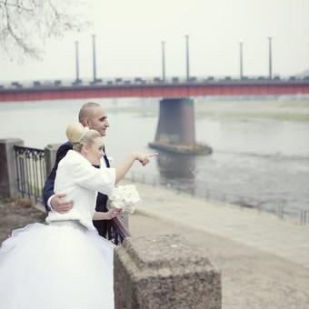 Vestuvių ir visų švenčių dekoravimas / Baltos rasos / Darbų pavyzdys ID 310959