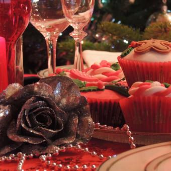 Vestuvių ir visų švenčių dekoravimas / Baltos rasos / Darbų pavyzdys ID 310987