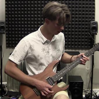 Laikas gitarai / Laurynas Vaitulevičius / Darbų pavyzdys ID 311133