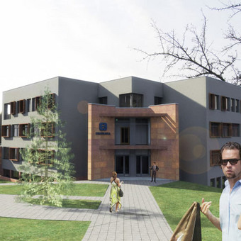 Architektas Vilniuje / Vytas Lužys / Darbų pavyzdys ID 311715