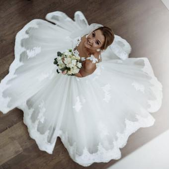 Vestuvių kainos apie 600e už 8 val / Agata Studio / Darbų pavyzdys ID 312529