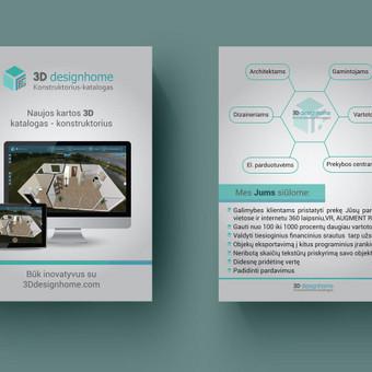 Grafinio dizaino paslaugos / Jovita Janavičiūtė / Darbų pavyzdys ID 312641