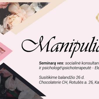 Grafinio dizaino paslaugos / Jovita Janavičiūtė / Darbų pavyzdys ID 312759
